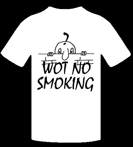 WOT NO SMOKING